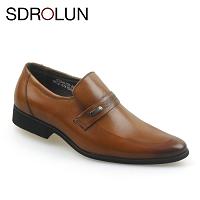 Giày lười công sở siêu bền Sdrolun; Mã số GL3309102
