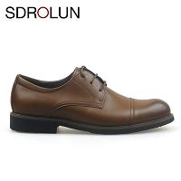 Giày da nam công sở màu vàng lịch lãm nhập khẩu 2018; Mã số BD0813N