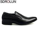 Giày lười công sở nhập khẩu cao cấp thương hiệu GOG Mã GL1007D