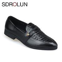 Giày lười nam thời trang savato 2019; MS GL6683-2