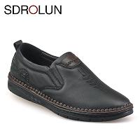 Giày lười phong cách cổ điển 2019; MS GL501119D
